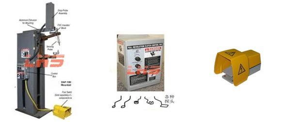 点焊机专业智能防护装置